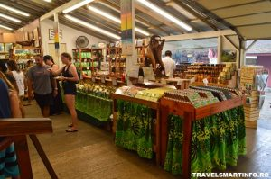 Tropical farm macadamia nut