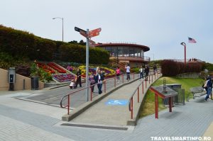 Golden Gate Bridge Visitor Center