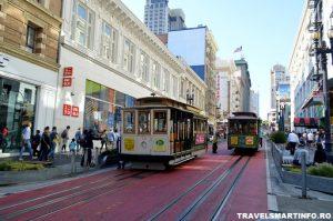 SAN FRANCISCO - Cable Cars
