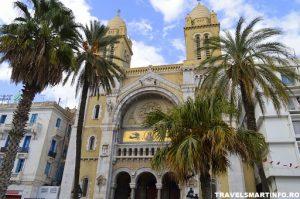 Catedrala Saint Vincent de Paul