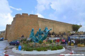 Hammamet - Fortul Spaniol
