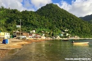 Bubble Beach Soufriere