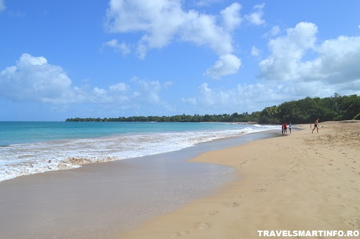 Plage de Cluny - Guadeloupe