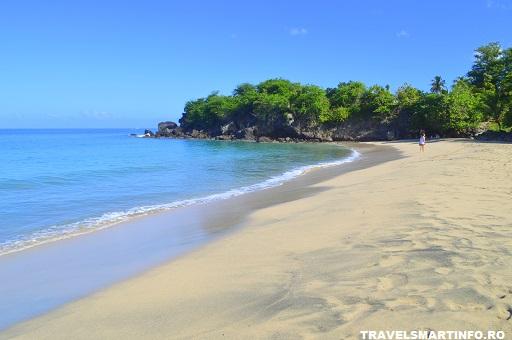 Plage de Leroux - Guadeloupe