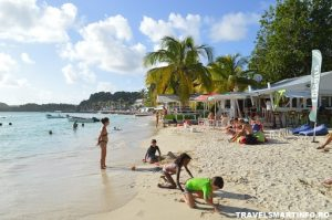 Plage du Bourg - Guadeloupe