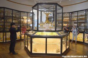 PALATUL HOFBURG - Muzeul Argintariilor