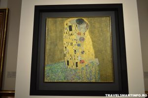 The Kiss - by Klimt