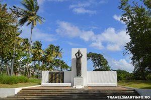 Monumentul celor care au cazut in luptele pentru apararea Frantei