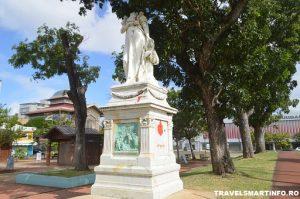 statuia Imparatesei Josephine