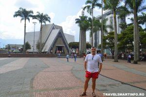 Piata Bolivar - Catedrala Fecioarei Maria