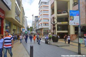 Armenia - centrul comercial
