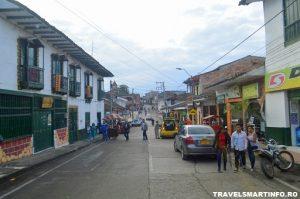 Strazile din San Agustin