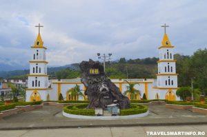 "San Agustin - Parohia ""Nuestra Senora de Lourdes"""