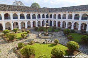 Hotelul Dann Monasterio