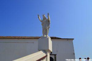 Cartagena - Convento de la Popa