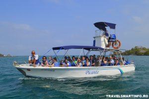 Cartagena - croaziera in insulele Rosario