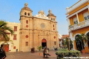 Cartagena - Biserica San Pedro Claver