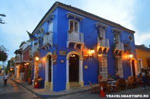 Cartagena - strazile orasului