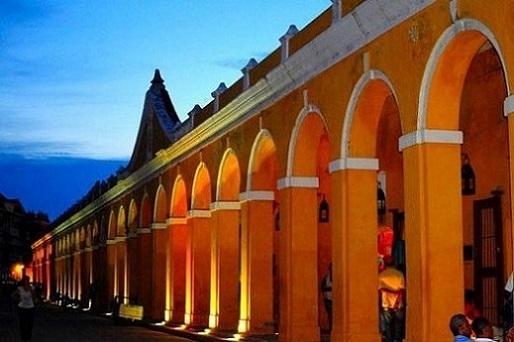 Cartagena - Las Bovedas