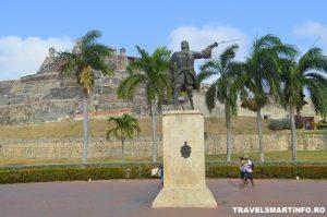 Castelul San Felipe de Barajas
