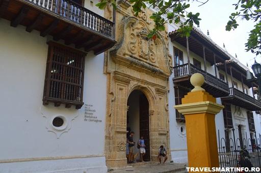 Cartagena - Palatul Inchizitiei