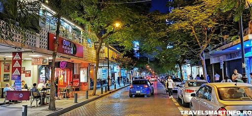 Hamra Bulevard - Beirut