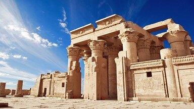 Egipt - Templul Kom Ombo