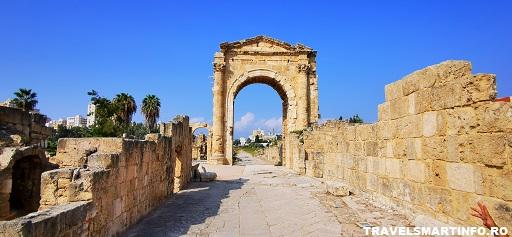 Arcul lui Hadrian - Tyre