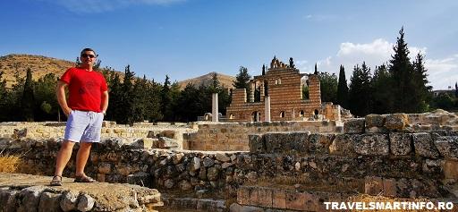 Marele Palat - Anjar