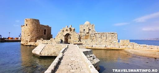Castelului Marii, Khan El Fran