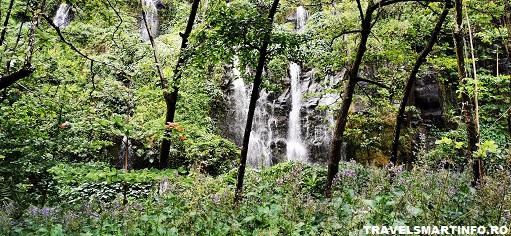 Anse Waterfalls