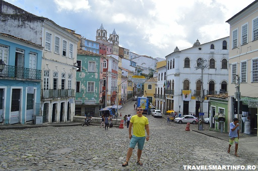 Largo do Pelourinho - Salvador de Bahia