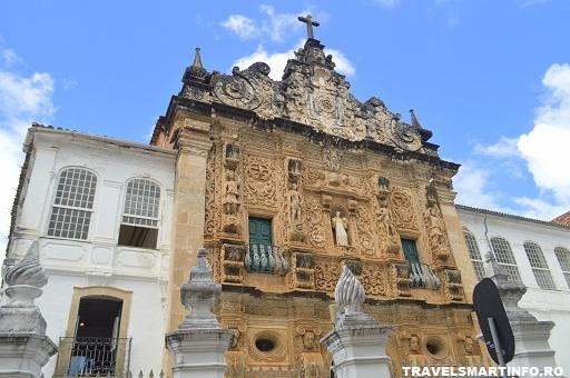 Catedrala San Francisco - Salvador de Bahia