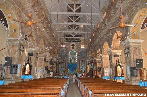 Catedrala Santa Cruz - interior