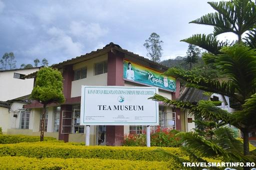 Plantatia de ceai Kanan Devan