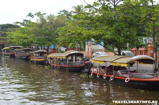 Canalele din Alleppey