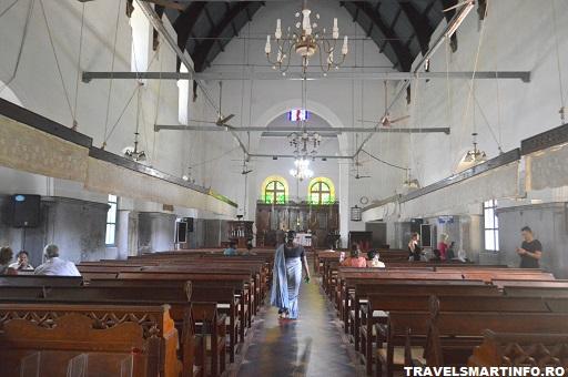 Catedrala Sf. Francis - interior