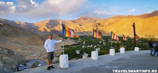 Shanti stupa - imprejurimile
