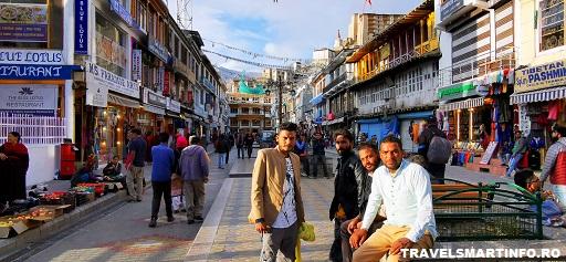 Leh - strada Main Bazar
