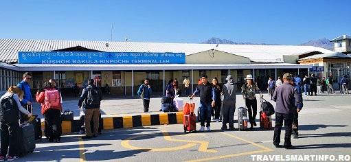 Aeroportul Kushok Bakula Rimpochee - Leh