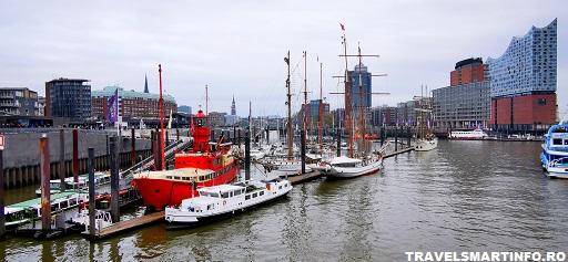Portul turistic Hamburg