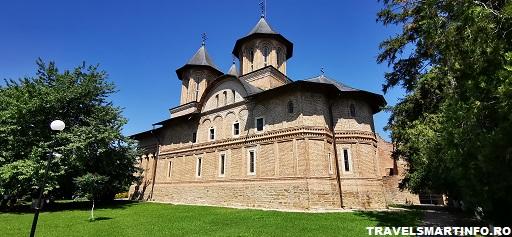 Biserica Mare Domneasca - vedere exterioara