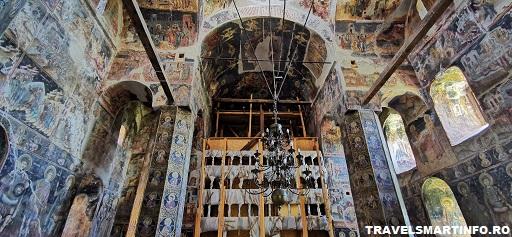 Biserica Mare Domneasca - altarul