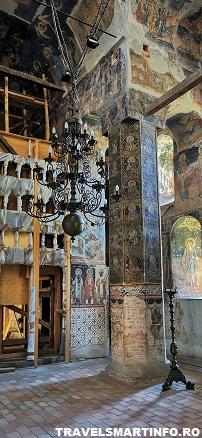 Biserica Mare Domneasca - interior