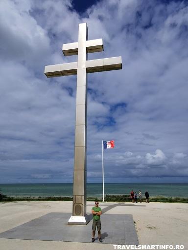 Juno Beach - Crucea lui Lorraine