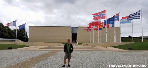 Memorialul Razboiului din Caen