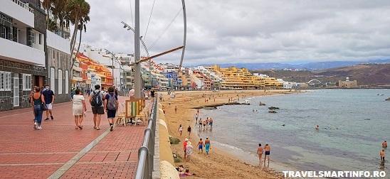 Plaja Canteras