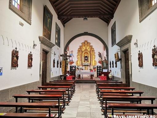 Catedrala Santo Domingo - interior