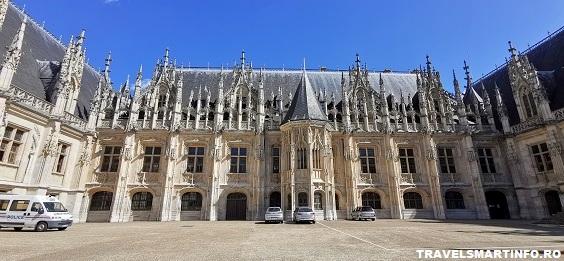 Palatul de Justitie Rouen