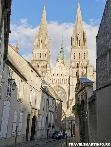 Catedrala Notre Dame Bayeux
